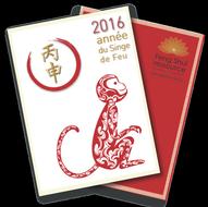 Année Feng Shui 2016 - Année du Singe de Feu