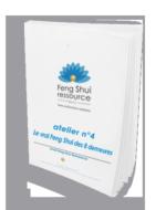 Planning des Ateliers Feng Shui Ressource - Aix en Provence