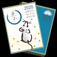 Année Feng Shui 2020 - Année du Rat de Métal