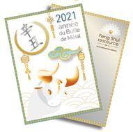 Année Feng Shui 2021 - Année Buffle de Métal